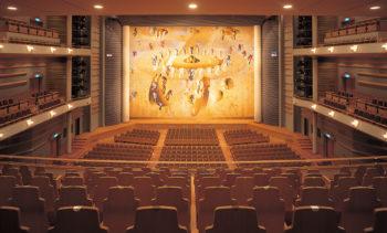【10/26・27】舞台の搬入・搬出、舞台転換補佐